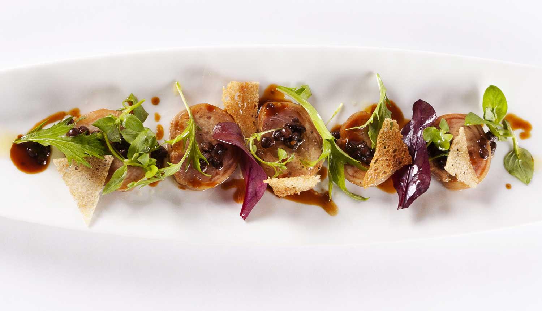 Menu dégustation, menu à thèmes : Le Puits Saint Jacques - 32
