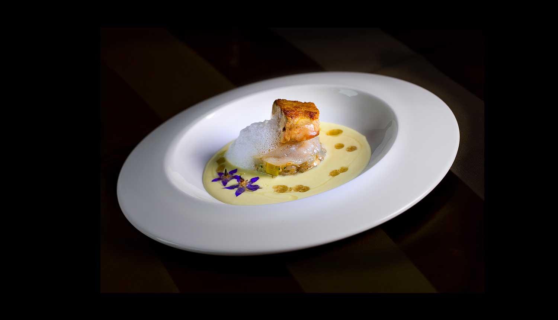 La gastronomie de Bernard Bach au Puits Saint Jacques