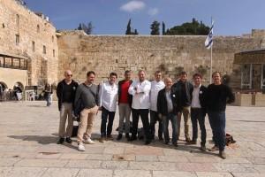 les chefs jerusalem